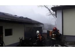 Пожар на территории церкви произошел под Минском