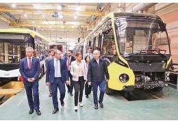 На «Белкоммунмаше» планируют выпускать грузовики на электротяге и беспилотники
