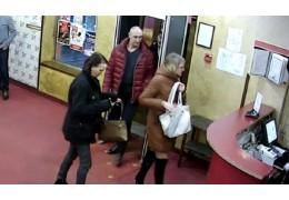 Разыскивается подозреваемый в краже женской сумки в столичном ресторане