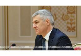 Глава Карелии заявил о большом интересе к сотрудничеству с Беларусью