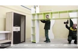 Объем производства мебели в Беларуси за 5 лет вырос более чем на 60%