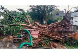 В Индии из-за циклона эвакуированы более 30 тыс. человек