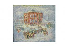 Все краски зимы можно будет увидеть на выставке в Могилеве