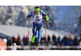 Белорусский биатлонист Владимир Чепелин занял 12-е место в спринте на Кубке IBU