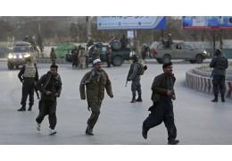 В результате атаки на правительственный комплекс в Кабуле погибли 27 человек