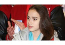 Олимпийская чемпионка Загитова вошла в состав сборной России на ЧЕ в Минске