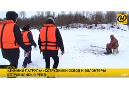 ОСВОД и активисты пытаются убедить любителей зимней рыбалки соблюдать правила