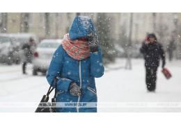 Снег и до -9°С ожидается в Беларуси 27 декабря