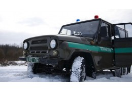 Итальянец ради экстрима пытался нелегально пересечь украинско-белорусскую границ