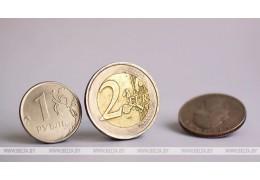 Белорусский рубль на торгах 2 января ослаб к трем основным валютам