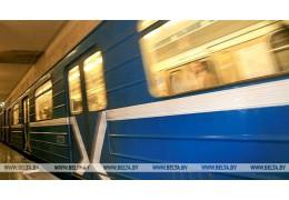 Минское метро перевезло в новогоднюю ночь более 72 тыс. человек