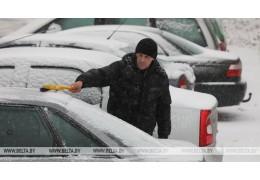 Снег, слабая метель и гололедица: Белгидромет о погоде 6 января