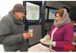 Где и чем помогают во Фрунзенском районе лицам БОМЖ
