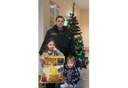 Подарки для детей приюта. Ганцевичи