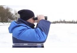 Четыре человека утонули в Беларуси за первую неделю января