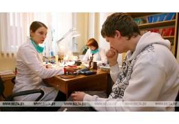 В Беларуси регистрируются единичные случаи гриппа
