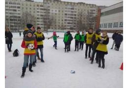 В Советском районе прошел спортивный праздник «Здравствуй, зима!»
