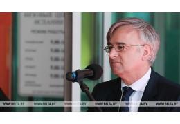 Почетной грамотой МИД Беларуси награжден посол Испании Игнасио Ибаньес