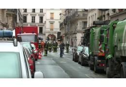 Число жертв взрыва в булочной Парижа увеличилось до четырех