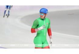 Виталий Михайлов занял десятое место на ЧЕ по конькобежному спорту в Италии