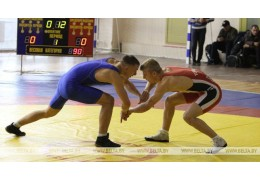 Около 200 спортсменов соберет международный турнир по вольной борьбе в Витебске