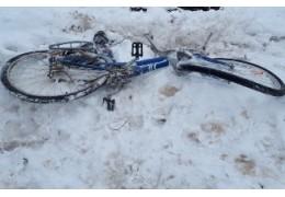 Задержан водитель фуры, насмерть сбивший велосипедиста на трассе