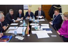 Турчин обсудил с бизнес-союзами допмеры для развития предпринимательства