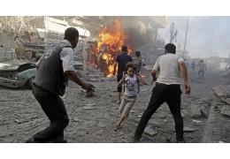 Теракт в Сирии унес жизни 27 человек