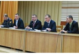 Единый день информирования в Барановичском ГОВД