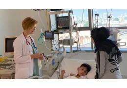 Белорусские детские кардиохирурги провели несколько операций в ОАЭ