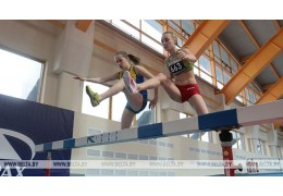 Открытый чемпионат Беларуси по легкой атлетике пройдет в Могилеве 28-30 января