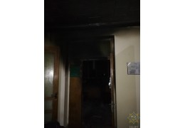 Пожар случился в здании брестского университета. О беде оповестила сигнализация