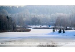 До -22°С ожидается в Беларуси ночью 28 января