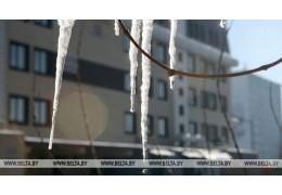 В Беларуси на смену морозам придет оттепель