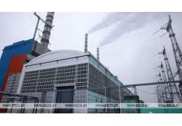 Капремонт энергоблока Лукомльской ГРЭС планируют завершить в апреле