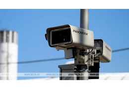 Раскрываемость преступлений с помощью видеокамер в Гомельской обл. увеличилась