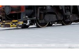 Женщина погибла под колесами поезда в Лунинецком районе
