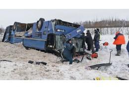 Задержан водитель попавшего в ДТП под Калугой автобуса