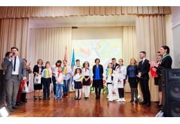 Лучшей на конкурсе «СуперТройка» в Советском районе стала команда гимназии № 30