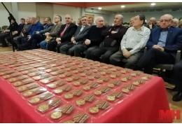 Во Фрунзенском районе чествовали воинов-интернационалистов