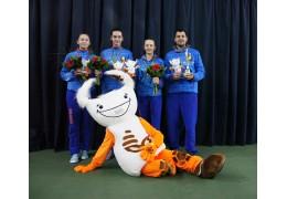 Новые Соболенко и Саснович. Юные белорусские теннисистки вышли в финал