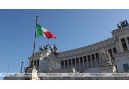 Румас направился с рабочим визитом в Италию