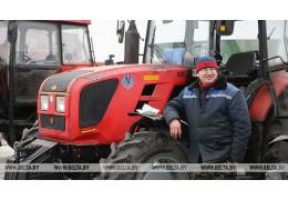 Техосмотр тракторов перед посевной начался в пяти районах Брестской области