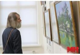 Творчество Георгия Поплавского представлено в Художественной галерее Савицкого