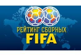 Сборная Беларуси опустилась на 78-е место в рейтинге ФИФА