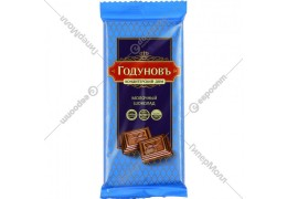 Шоколад «Экстрамолочный» 90 г. ЗАО «Интернет-магазин Евроопт».