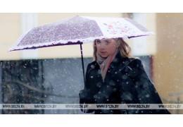 Мокрый снег и гололедица ожидаются в Беларуси 10 февраля