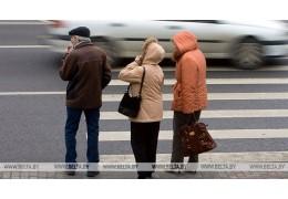 """Акцию """"Безопасный переход"""" проведут 11-14 февраля в Минской области"""