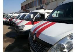 За год Городская станция скорой медпомощи принимает свыше 600 тыс. вызовов