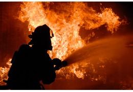 В Барановичах за одни сутки сгорели две машиныли две машины
